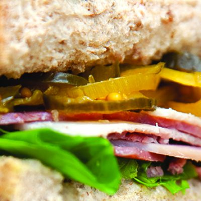 What's with the anti-sandwich movement?