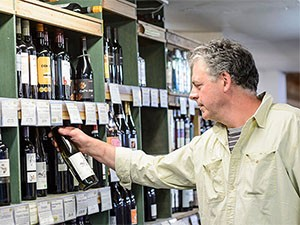 Ben Watson Wine Riverford Farm Shops