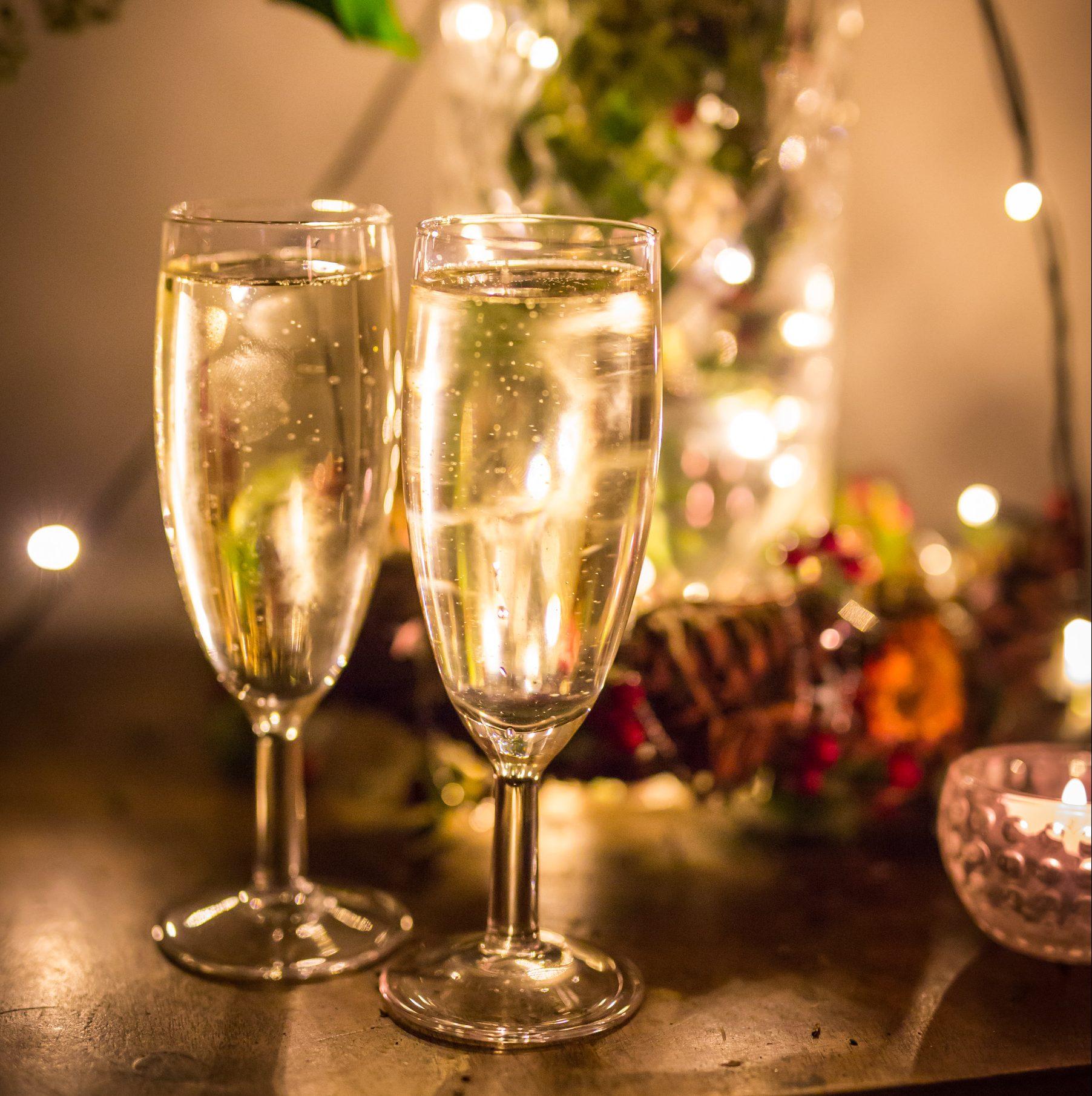 wine tasting christmas party london