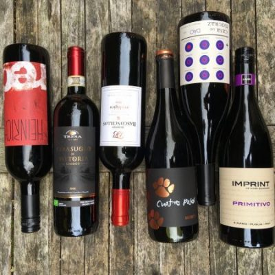 Christmas wine cases – our top picks