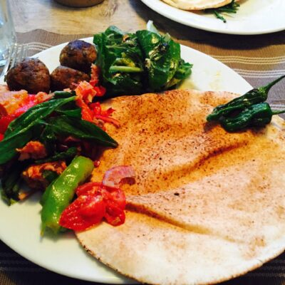 Dina Bakery flat breads and wraps