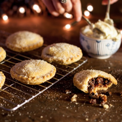 Mince Pies, Nuts and More…