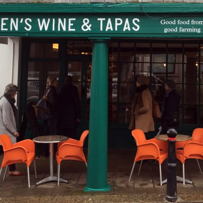 Ben's Wine & Tapas is Open!