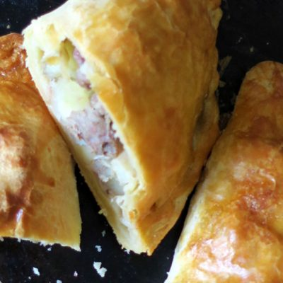 Ben's Devon Steak Pasties are Coming!