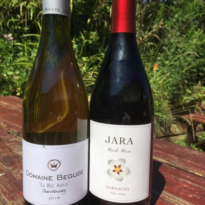 Great Wines for July – Rain or Shine!