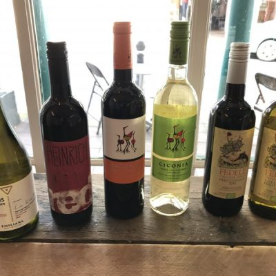 August wine – perfect for sharing with friends