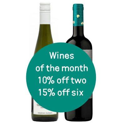 Spring wine offer