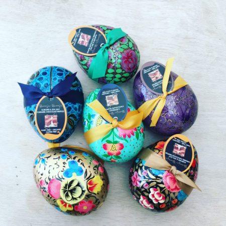 Guilt free Easter eggs