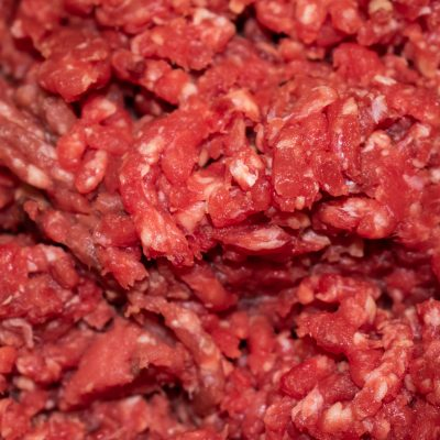 Meat Sheet no. 15 Organic Beef Mince