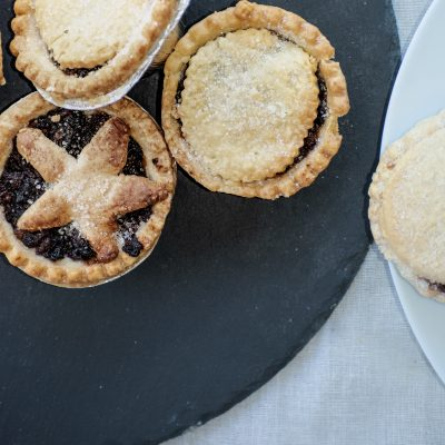 Mince Pies and good palm fats – an update