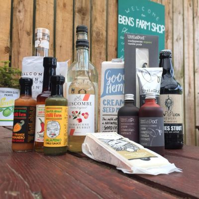 Bank Holiday at Ben's – a foodie's paradise