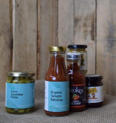 Sauces & preserves